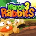 Match 3 Rabbits