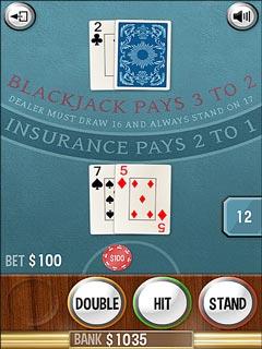 Image Blackjack en ligne gratuit